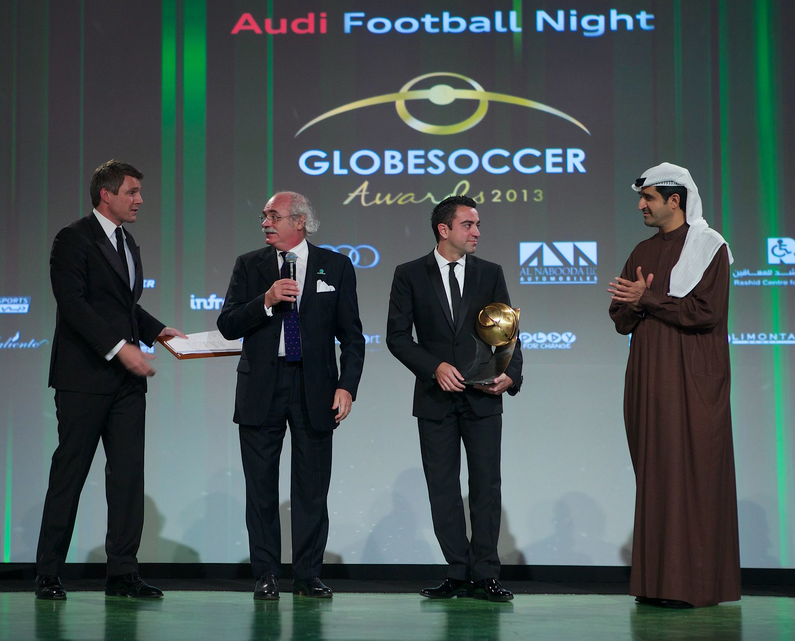 Globe Soccer Awards 264