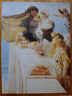 1500 Piece Puzzle At Aphrodite S Cradle By Sir Lawrence Flickr