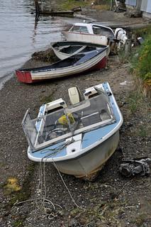 Stranded Skiffs