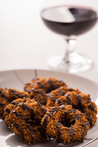 Samoas and Wine | by Brian Legate