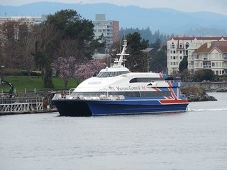 Victoria Clipper IV | by Blue Bus Fan