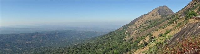 Les Ghats occidentaux du Kerala (Inde)