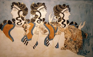 A Cretan Odyssey – Courting Beauty at the Palace of Knossos! | by antonychammond