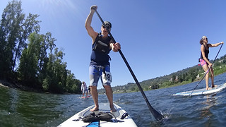 getting passed | by Kayaker Bill