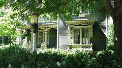 Judge Yerkes House - Mill Race Village - Northville, Michigan