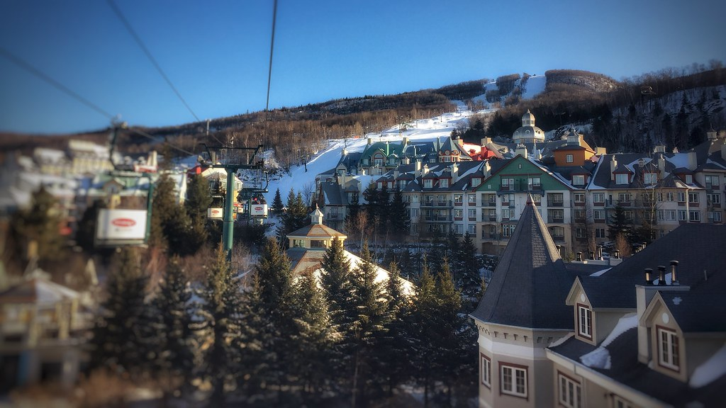 Mont Tremblant - Quebec