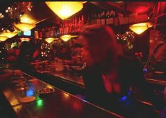 Amsterdam De Wallen Red Light District Thai Bar July 1995 013