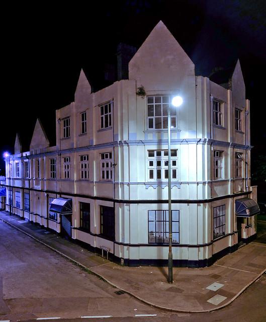 Former L&NW Railway Hotel Foleshill, Coventry ( c 1910)