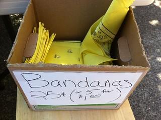Bandanas | by yardsalebloodbath