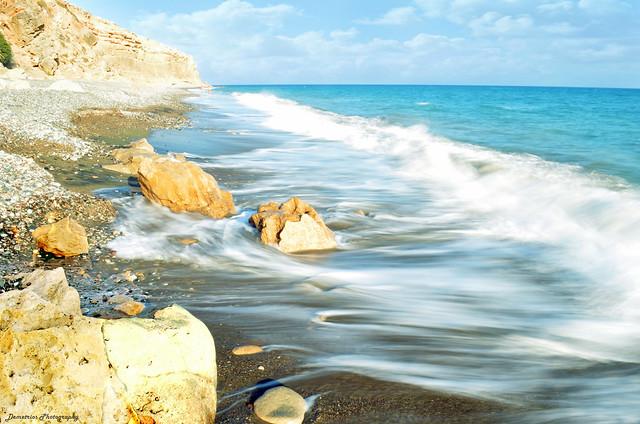 Pissouri Beach