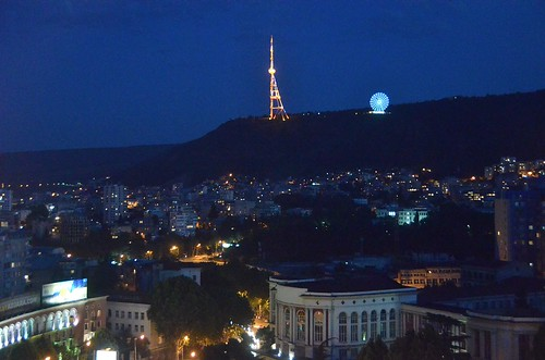 Last night in Tbilisi | by larry wfu