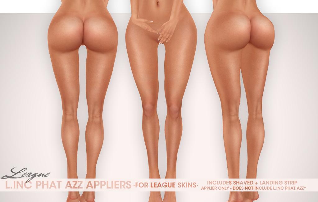 League L Inc Phat Azz Appliers By Nena Janus