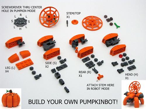 Build Your Own Pumpkinbot