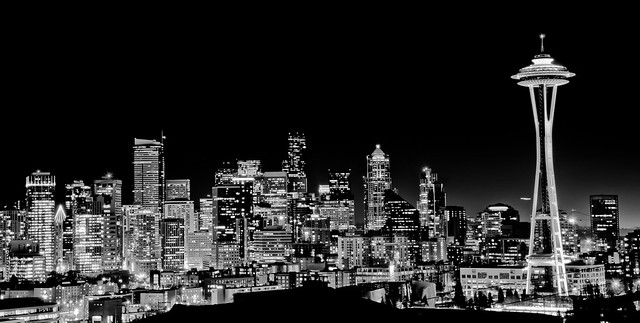 Seattle Nightscape
