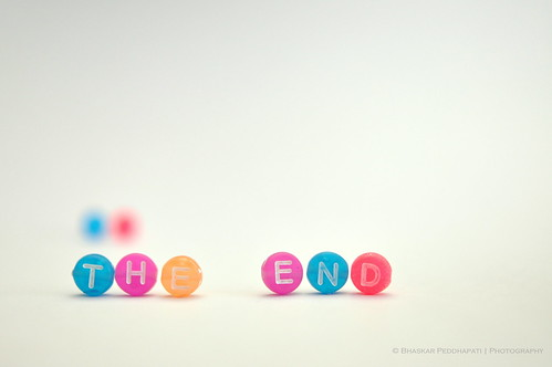 365/365: 12/31/2013. The End! | by peddhapati