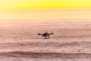 The Sunset Drone | by sbisson