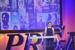 Patricia Reyes. Premi Gaudí al Millor Maquillatge i Perruqueria per