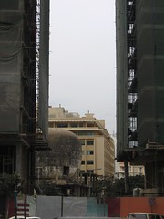 Leb039 Old theatre; central Beirut