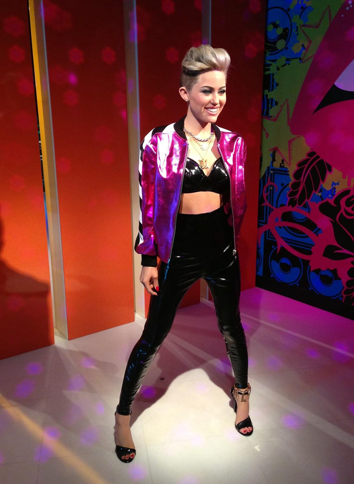 Orlando - Madame Tussauds Orlando - Miley Cyrus