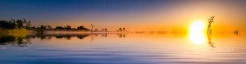 park summer sky panorama orange sun mist lake nature water beauty fog rural sunrise reflections landscape dawn twilight pond texas unitedstates outdoor scenic dramatic vivid nobody calm clear shore serene ripples bushes fortworth benbrook urbanlake