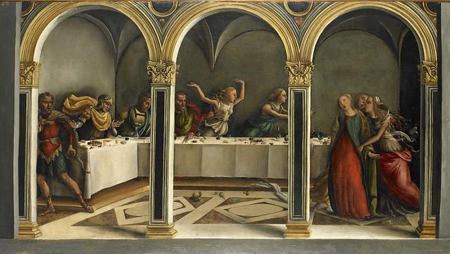 +1508 El suicidio de Lucrecia