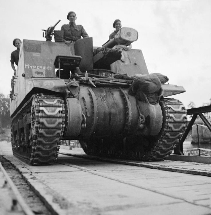 Sexton 25-pounder self-propelled gun