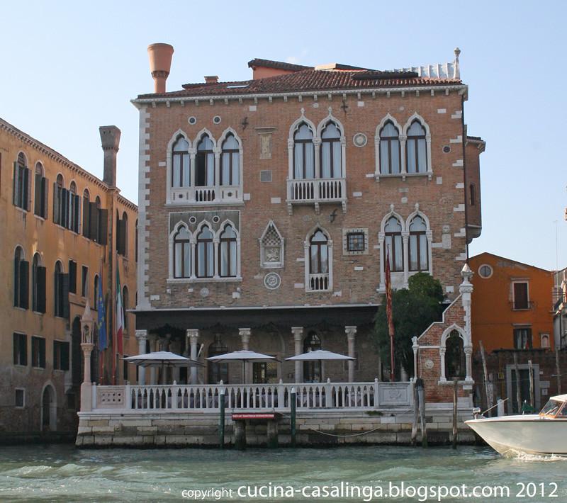 Palazzo Stern aussen