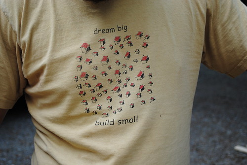 dream big build small | by sikelianos
