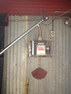 Καυστήρας Pellas X σε Ξηραντήρια Καπνού | by energon - Pellet Systems