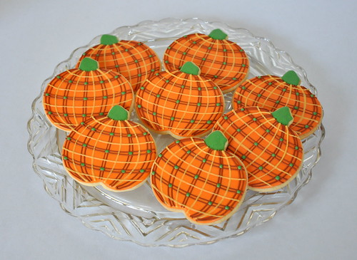 Plaid Pumpkin Party! | by kelleyhart