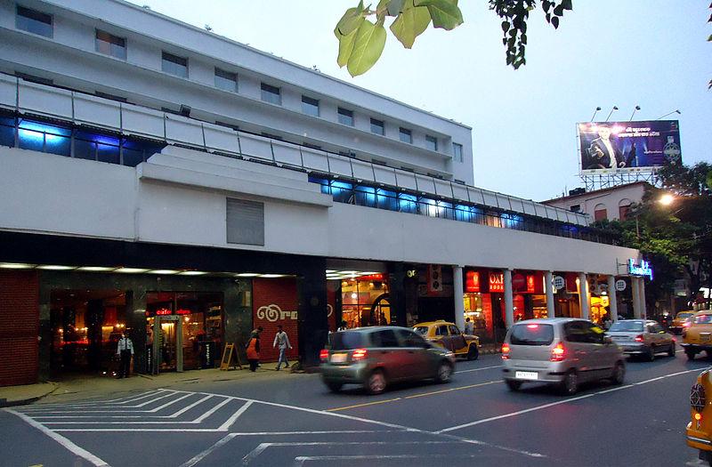 kolkata park streets park hotel
