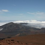 Above the clouds, Maui