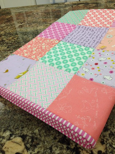 Posy Quilt Version 2   by Everyday Fray