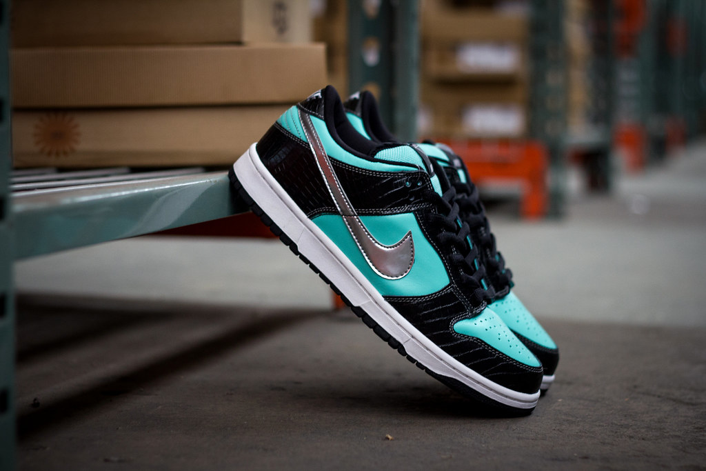 new product 6c9c1 7a2d5 Nike SB 'Tiffany' Dunk Low | Justin Wolfe | Flickr