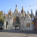 Ukraine - Lviv - Cimetière