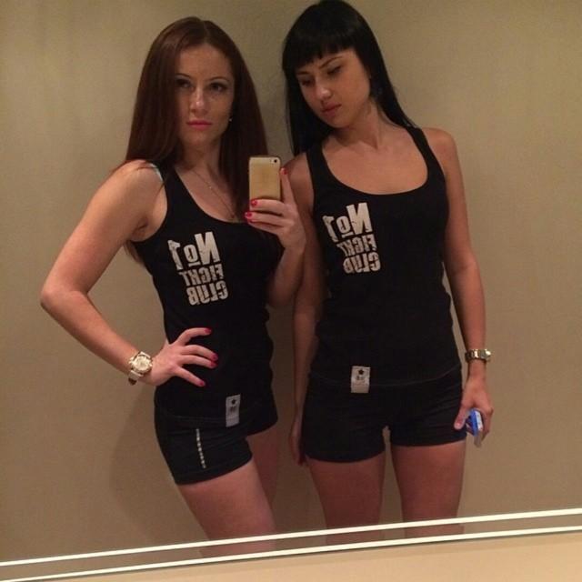 Бойцовский клуб девушки москва ночные клуб на новые черемушки
