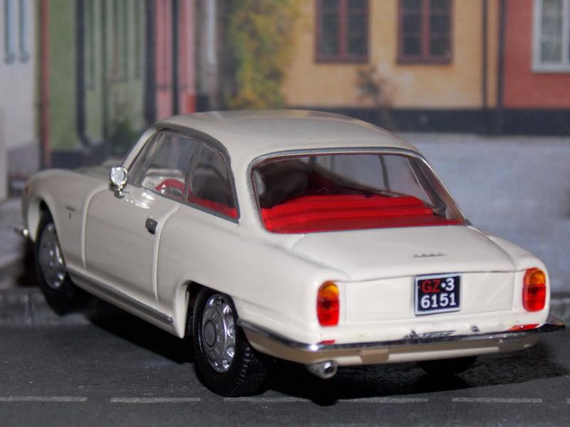Alfa Romeo 2600 Sprint – 1964