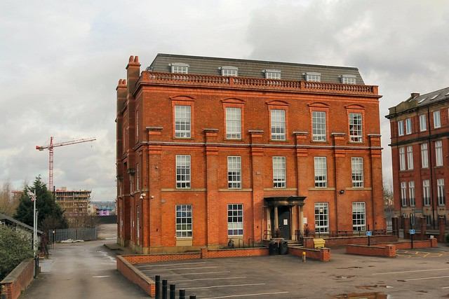 12th March 2017. Adelphi House, University of Salford, The Crescent, Salford.