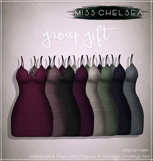 .miss chelsea. hali dress - group gift @ the main store now! | by Coral Lacey | Miss Chelsea