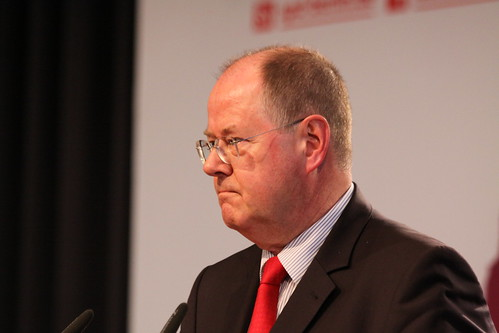 Peer Steinbrück | by SPD Pankow