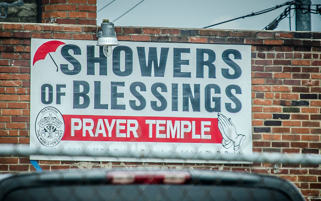 Showers of Blessings Prayer Temple
