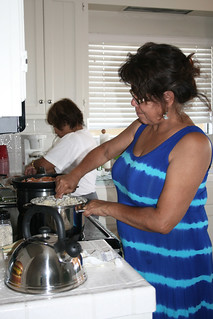 July7_mom_cooking | by Rei Campa