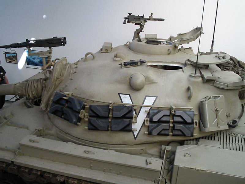 M48A4 Magach 3 (1)