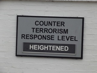 Porter's Lodge - Portsmouth Historic Dockyard - Counter Terrorism Response Level: Heightened | by ell brown