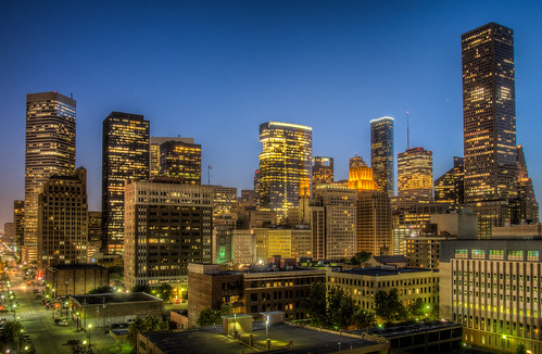 Hot Houston Night | by NormLanier - Publisher DailyDisneyPhoto.com
