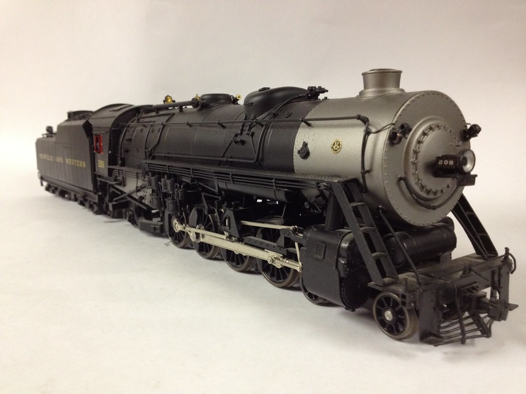 VARIOUS HO BRASS STEAM & DIESEL LOCOMOTIVES AND KITS - Nor… | Flickr
