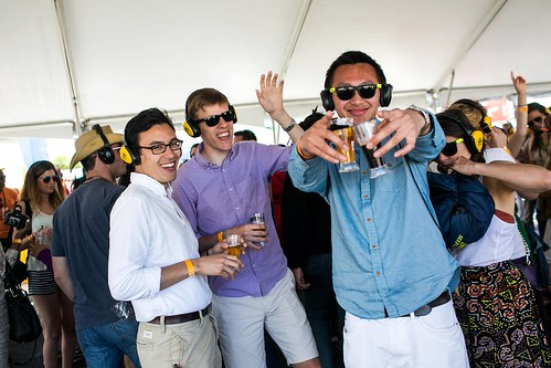 Silent Disco at LivingSocial Beer Fest | by Silent Disco