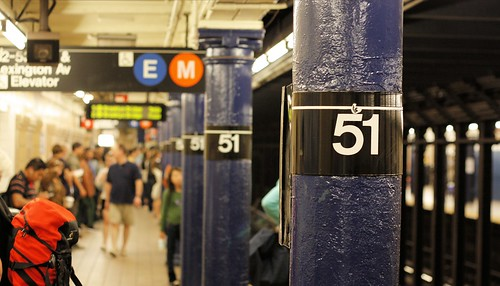 51st Street Station | by Phil Roeder