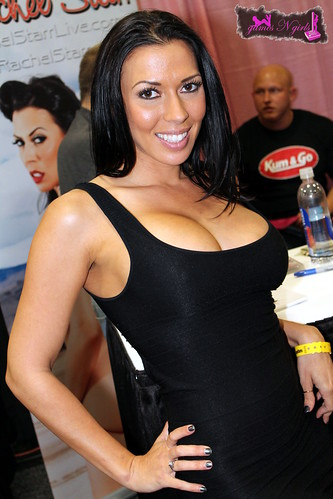 breasts tits boobs cleavage pornstar miniskirt exxxotica rachelstarr exxxoticanewjersey exxxotica2013
