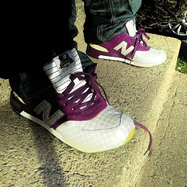 size 40 52874 d9765 2008 new balance 576 x overkill Germany.. Kinda small on m ...